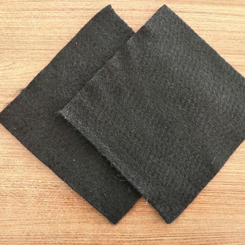 黑色涤纶土工布